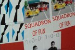 Squadron of fun